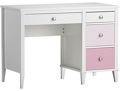 Poppy Pink Desk, , large