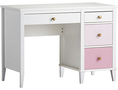 Poppy Pink Desk, , large