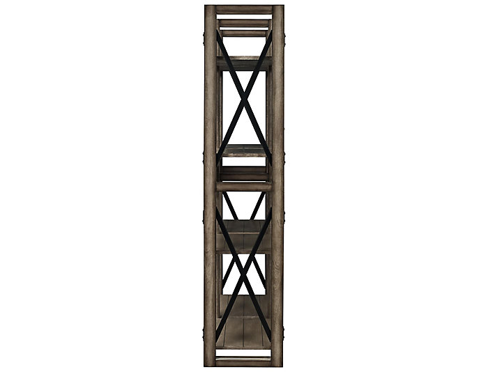 "Wildwood 60"" Rustic Bookcase, , large"