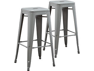 Peachy Zila Black Gas Lift Barstool Dailytribune Chair Design For Home Dailytribuneorg