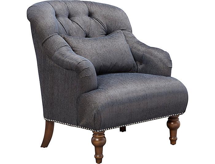 Lorraine-II Monica Chair, Blue, , large
