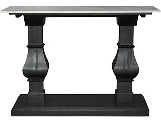 Charlevoix Black Console Table, , large