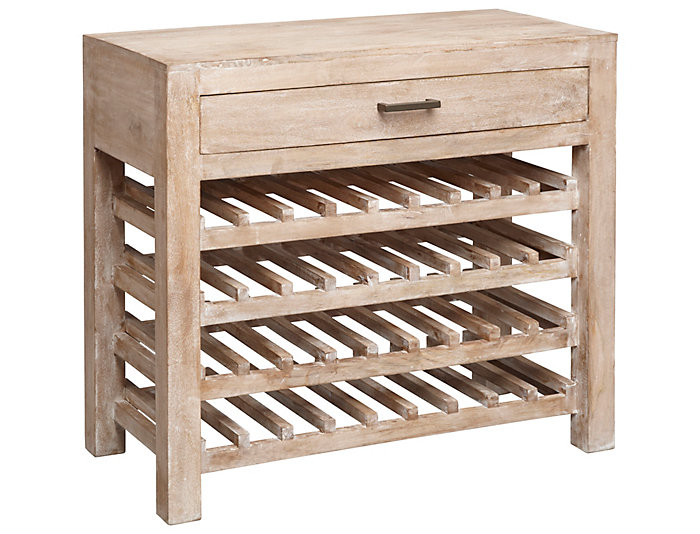 Grey Wine Chest, , large