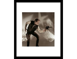 Han Solo 33x43 Framed Photo, , large