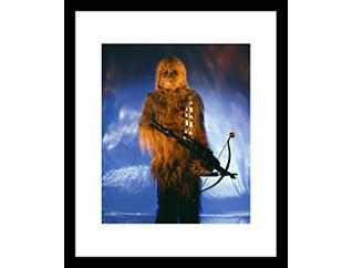 Chewbacca 28x32 Framed Photo, , large