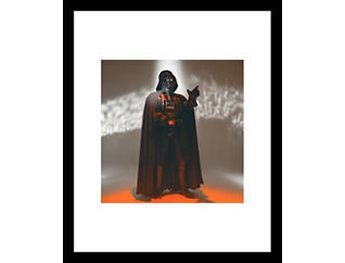 Darth Vader 28x32 Framed Photo, , large