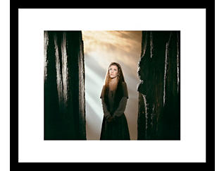 Princess 33x43 Framed Photo, , large