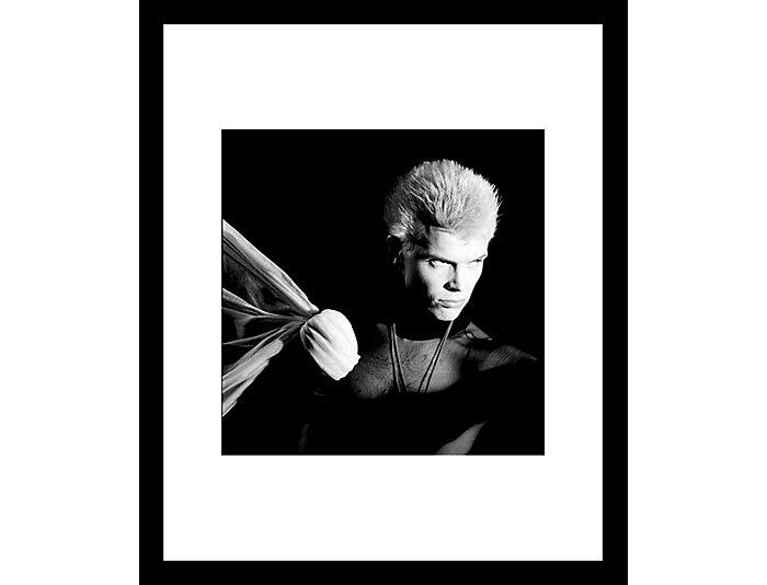 Billy Idol 18x22 Framed Photo, , large