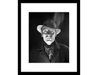 Smoker 18x22 Framed Photo, , large