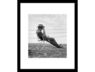 James Dean 28x32 Framed Photo, , large