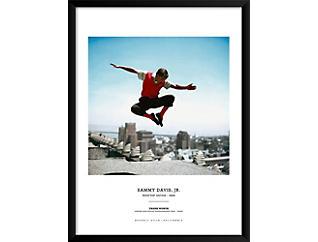Davis Jr 25x19 Framed Poster, , large
