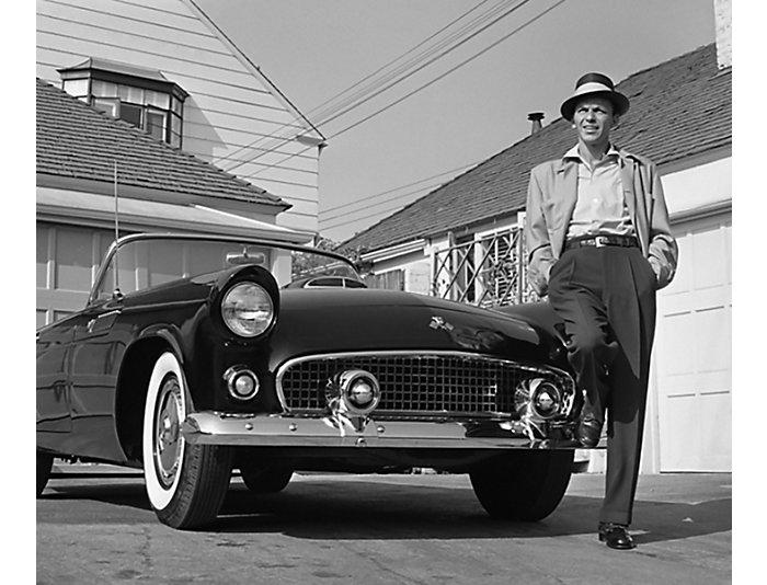 Sinatra 18x22 Framed Photo, , large