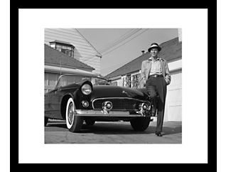 Sinatra 28x32 Framed Photo, , large