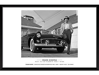 Sinatra 25x37 Framed Poster, , large