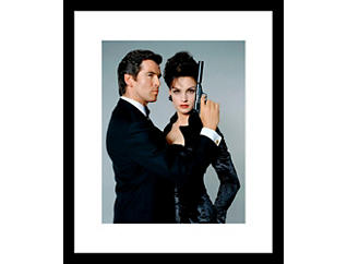 James Bond 33x43 Framed Photo, , large