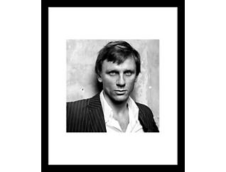 Daniel Craig 33x43 Frame Photo, , large