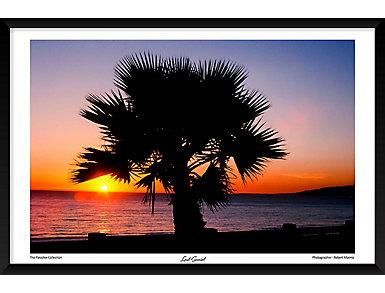 Sunset 25x37 Framed Poster, , large