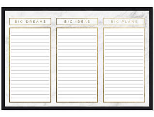 Ambition Planner Whiteboard, , large