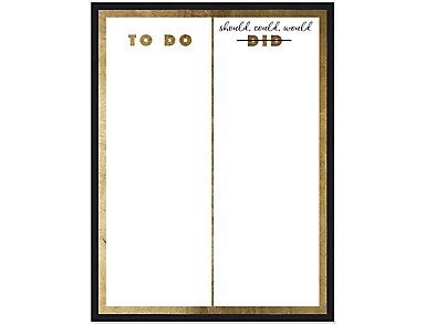 To Do List Whiteboard, , large