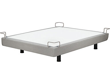 Reverie 5D Twin XL Low Profile Deluxe Power Base, , large