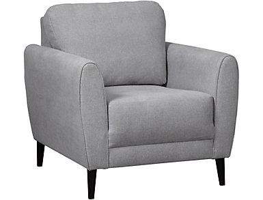 Draper Grey Chair, , large
