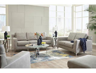 Ryder Steel Sofa, , large