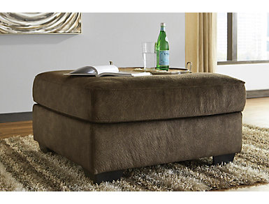 Afton Earth Cocktail Ottoman, , large