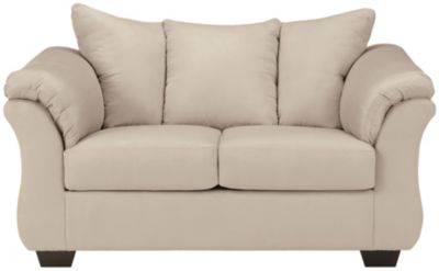 COLORS Loveseat, Stone, Beige, swatch