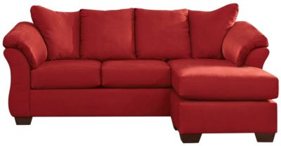 COLORS Sofa Chaise, Salsa, swatch