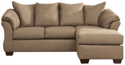 COLORS Sofa Chaise, Mocha, swatch