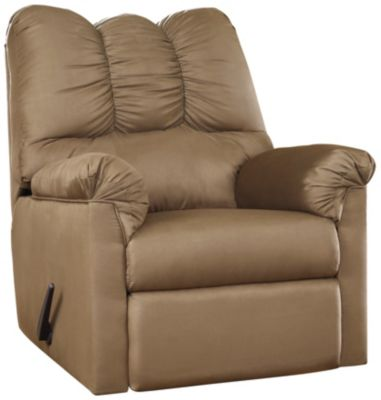 COLORS Stone Rocker Recliner, Brown, swatch