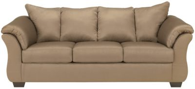 COLORS Sofa, Stone, Brown, swatch