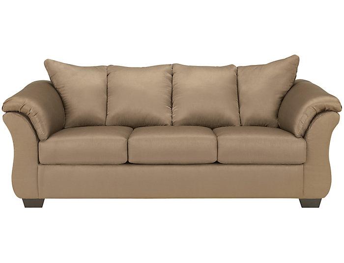 COLORS Sofa, Mocha, Mocha, large