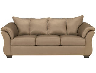COLORS Sofa, Mocha, large