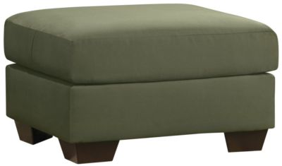 COLORS Ottoman, Stone, Green, swatch