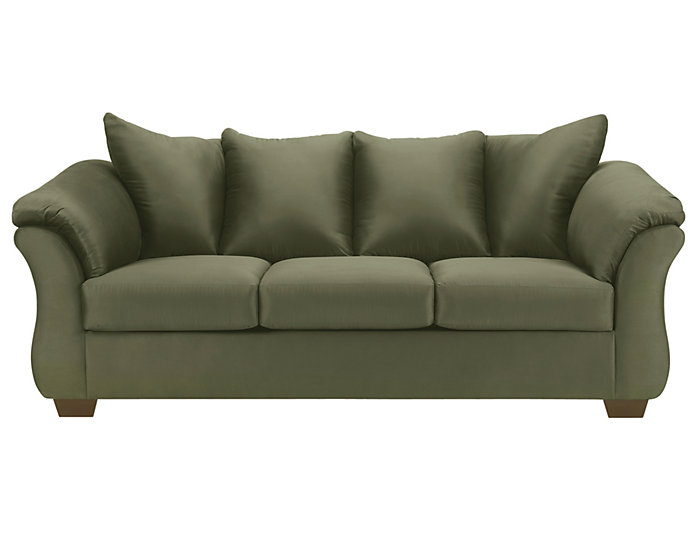 Colors Sofa Sage Green Large