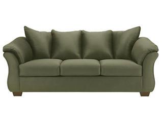 COLORS Sofa, Sage, large