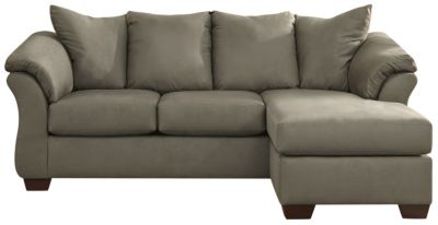 COLORS Sofa Chaise, Beige, swatch