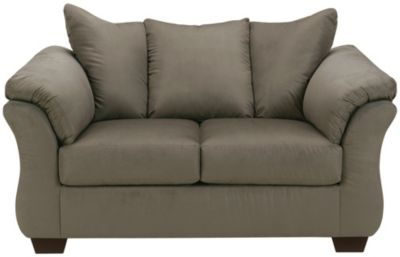 COLORS Loveseat, Stone, Grey, swatch