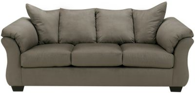 COLORS Sofa, Stone, Grey, swatch