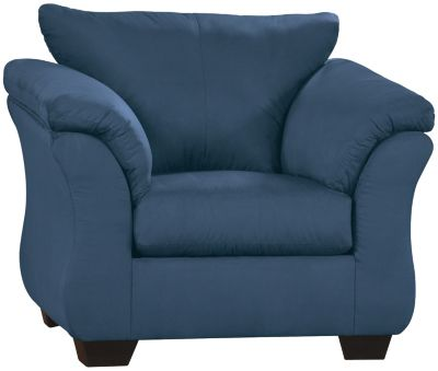 COLORS Chair, Blue, swatch