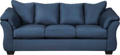 COLORS Sofa, Blue, swatch