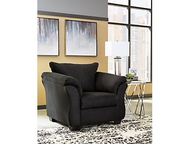 COLORS Black Chair, Black, large