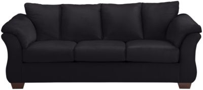 COLORS Sofa, Black, swatch