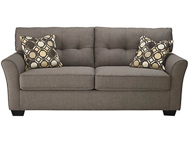 Osborne Full Sleeper Sofa Grey Large