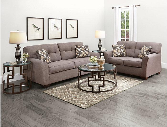 Osborne Sofa, Grey, , large