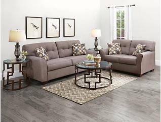 Osborne Slate Sofa, , large