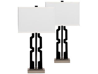 Mitzi Pair of Table Lamps, , large