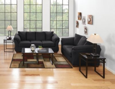 COLORS 7 Piece Room Package, Black, swatch