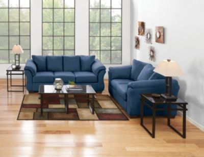 COLORS 7 Piece Room Package, Blue, swatch